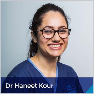 Dr Haneet Kour