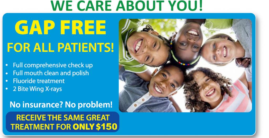 PDC Gap Free Dental Parramatta