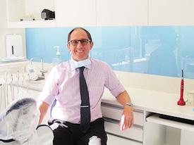 Dr Tony Goswell, Dentist Sydney CBD