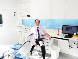 Dr Tony Goswell, Dentist
