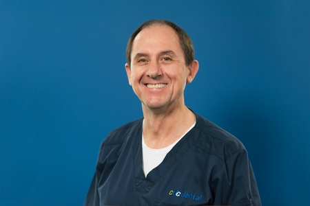 Dr Tony Goswell - Dentist Sydney CBD