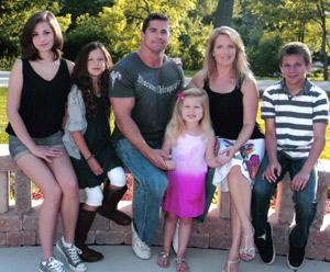 Dr. Darrin's family