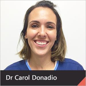Dr Carol Donadio