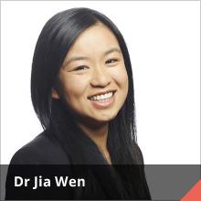 Dr Jia Wen