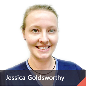 Jessica Goldsworthy, Hygienist