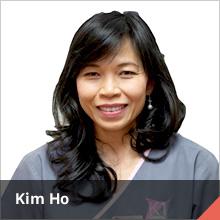 Hygienist Kim Ho