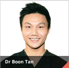 dr boon tan