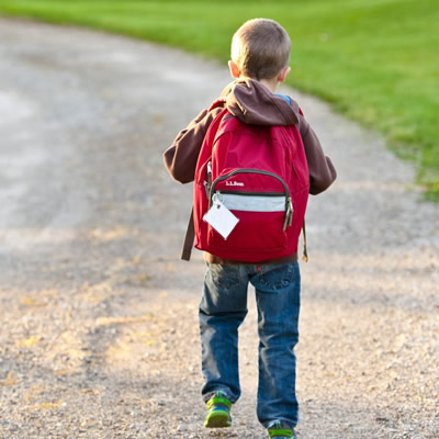 kid back to school