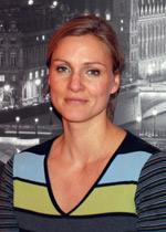 Mississauga Registered Massage Therapist, Kirsten Vickers