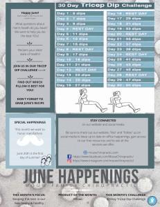 June Office Happpenings