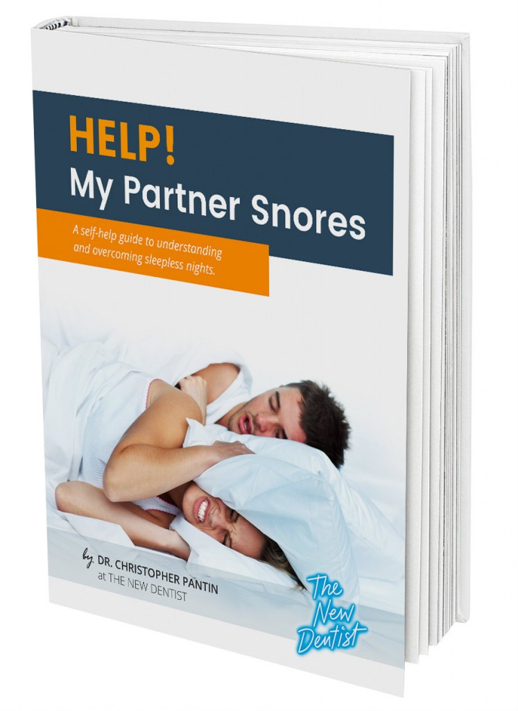 Download our free eBook, Help! My Partner Snores