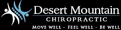 Desert Mountain Chiropractic logo - Home