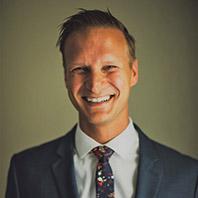 Photo of Dr. Josh Levine