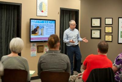 Steinbach Chiropractor Wellness Workshops & Events