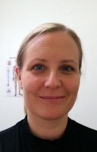 Dr Kristin Svarva, Marrickville Chiropractor