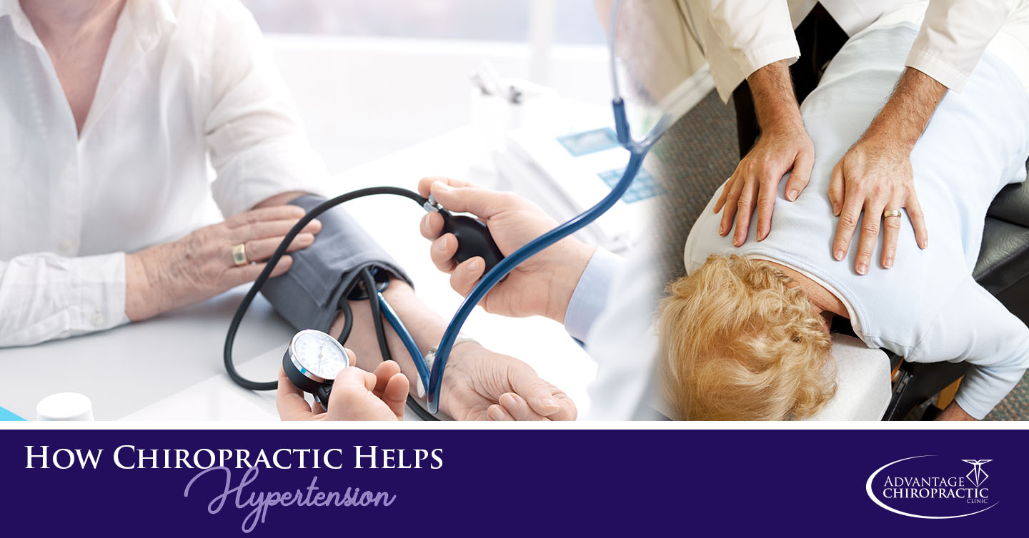 chiropractic care helps hypertension