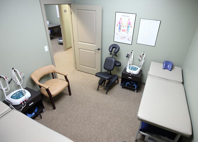 Auburn chiropractor, Advantage Chiropractic Clinic virtual office tour image