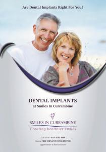 Implant brochure