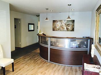 Academy Dental Care Reception Area - Dentist Solana Beach