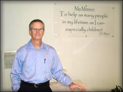 Anaheim Chiropractor Dr. Gerald Majer