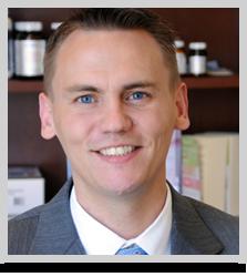 Mason City Chiropractor Dr. Patrick Trenary