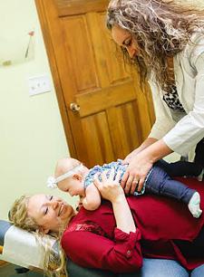 Edwardsville Pediatric Chiropractor Dr. Kari Skertich