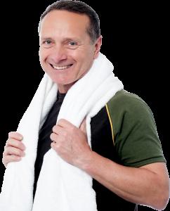 Sports Healthy Man