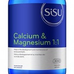 Sisu Calcium & Magnesium Supplement Bottle