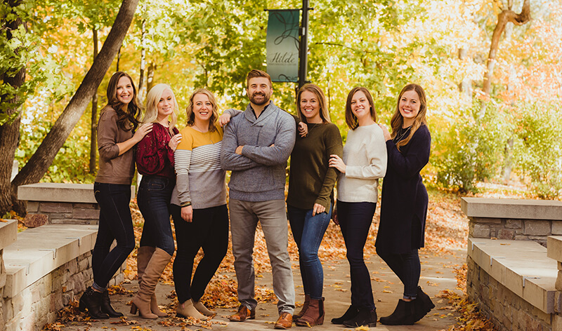 The team at Experience Wellness Chiropractic