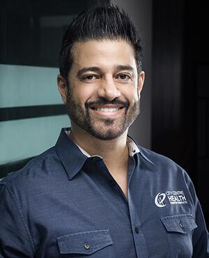 Chiropractor Edmonton, Dr Niz Saab