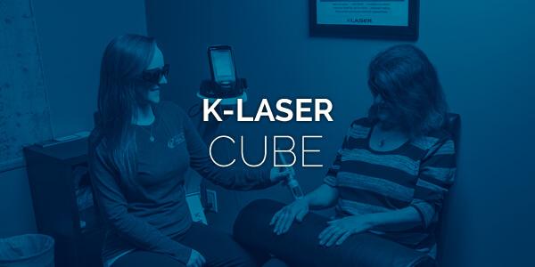 K-Laser Cube