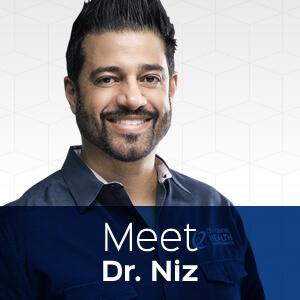 Meet Dr. Niz - Sidebar