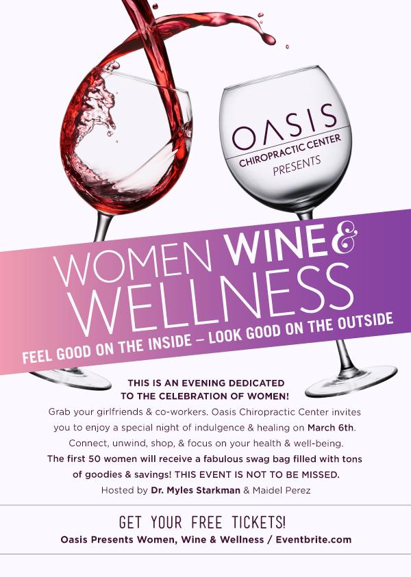women wine  u0026 wellness
