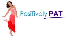 Positively Pat Logo