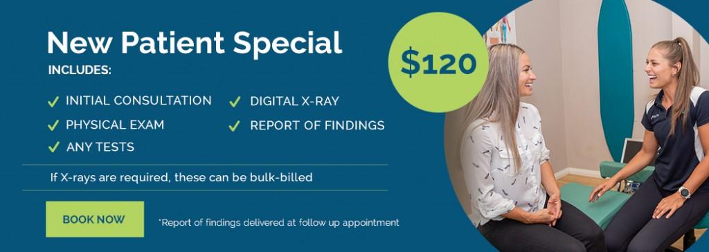 $120 New Patient Special