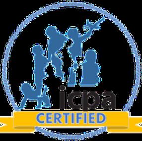 ICPA Certified logo