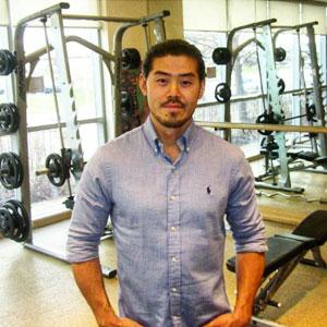 Brian Hsieh, Registered Massage Therapist