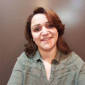 Enas Ibrahim, Registered Massage Therapist