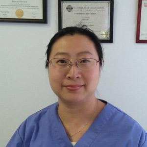 Karen Jin, RMT, R.Ac