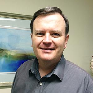 Adrian Sheridan, Chiropractor
