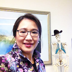 Cindy Leung, Chiropractor North Sydney
