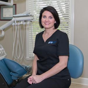 Registered Dental Hygienist Penny McGuire