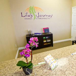 Life's Journey Front Desk