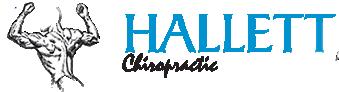 Hallett Chiropractic logo - Home