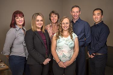 Chiropractors Queanbeyan team