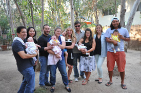 Bradley Method Natural Childbirth Classes in Newport Beach