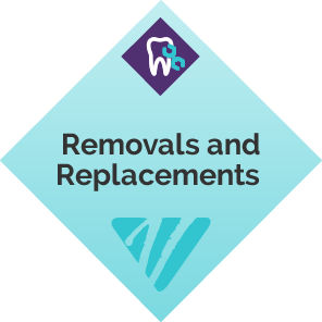 Removals and Replacements