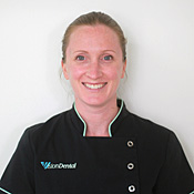 Maxienne, dental assistant at Vision Dental