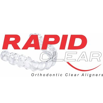 Rapid clear logo