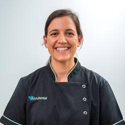 Andrea Delgado, Dental Assistant